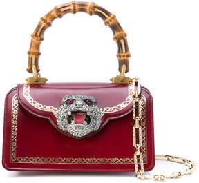 Gucci mini Gatto top handle satchel - RED - STYLE