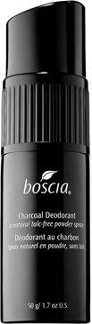 Boscia Charcoal Deodorant Natural Talc-Free Powder Spray