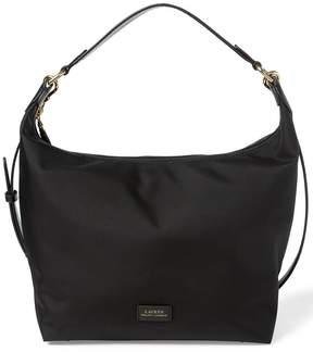 Lauren Ralph Lauren Chadwick Nylon Hobo Bag