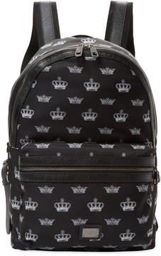 Dolce & Gabbana Crown Backpack
