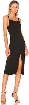 CHRISTOPHER ESBER Ribbed Inner Contour Dress