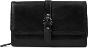 Mundi Big Fat RFID Blocking Checkbook Wallet
