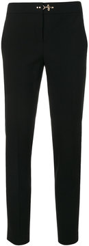 Fay contrast clip tailored pants