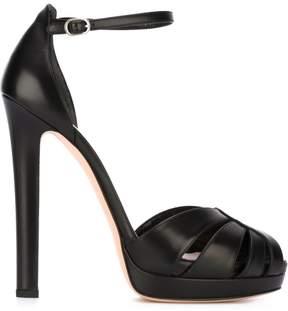 Alexander McQueen ankle strap sandals