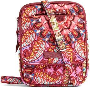 Vera Bradley Mini Hipster Cross-Body Bag - RESORT MEDALLION - STYLE