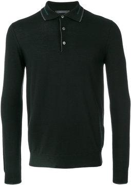 Pal Zileri knitted polo shirt