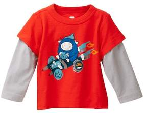 Tea Collection Brownie Mobile Graphic Tee (Baby Boys)