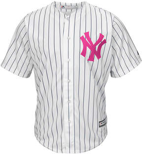 Majestic Men's New York Yankees Mothers Day Cool Base Jersey