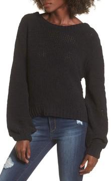J.o.a. Women's Strappy Sweater