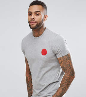 Edwin Red Dot Logo T-Shirt