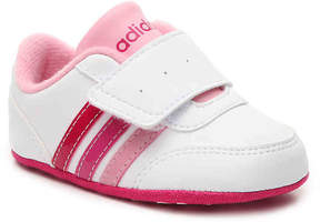 adidas Girls NEO Infant Crib Shoe