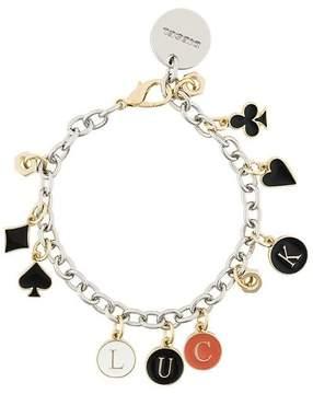 Diesel Luck charm bracelet