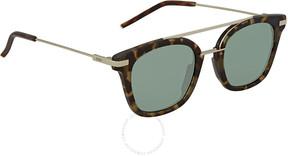 Fendi Green Square Sunglasses FF 0224/S 2IK/QT