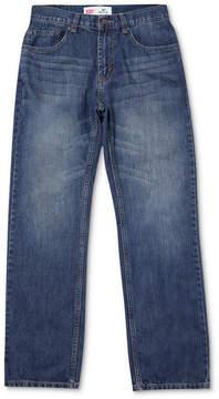 Levi's Slim 505 Regular Fit Jeans, Little Boys (4-7)