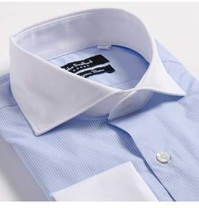 Hudson Jake Swafford Aston Egyptian Cotton Dress Shirt.