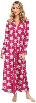 BedHead Long Sleeve Long Gown