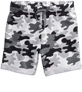 First Impressions Camo-Print Shorts, Baby Boys (0-24 months), Created for Macy's