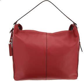 Vince Camuto Leather Hobo Handbag - Leany
