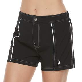 Free Country Women's Woven Swim Shorts