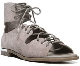 Fergie Cassie Leather Sandal