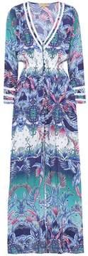 Melissa Odabash Caroline printed maxi dress