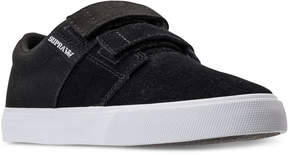 Supra Boys' Stacks Ii Casual Sneakers from Finish Line