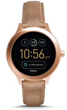Fossil Gen 3 Smartwatch - Q Venture Sand Leather