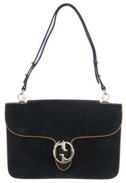 Gucci 1973 Shoulder Bag - BLACK - STYLE