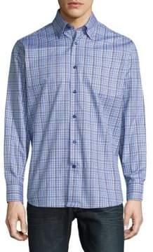 Robert Talbott Anders Casual Long-Sleeve Sportshirt