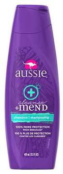 Aussie Cleanse & Mend Confidently Clean Shampoo