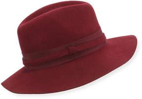 Neiman Marcus Lola Hats Guardian Wool Felt Hat
