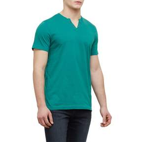 Kenneth Cole New York Reaction Kenneth Cole New Jersey Eyelet Henley - Men's