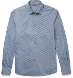 Barena Cotton-Jacquard Shirt