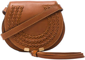 Chloé Small Leather Braid Marcie Satchel
