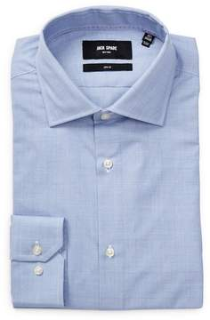 Jack Spade Thompson Trim Fit Woven Shirt