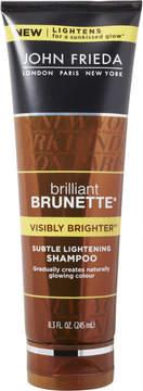 John Frieda Brilliant Brunette Visibly Brighter Lightening Shampoo