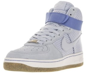 Nike Women's Air Force 1 Hi Prm Porpoise/Porpoise Basketball Shoe 10 Women US