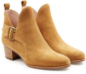 Marc Jacobs Suede Ankle Boots