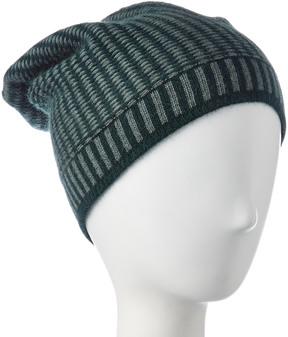 Portolano Reversible Wool & Angora-Blend Boyfriend Hat