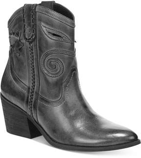 Carlos by Carlos Santana Austin Western Booties Women's Shoes