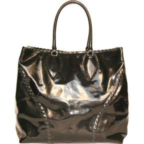Alaia Black Patent leather Handbag
