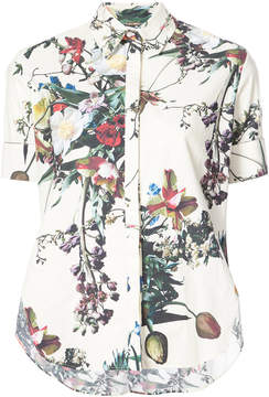 ADAM by Adam Lippes flared floral print shirt