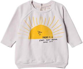 Bobo Choses Sun Print Long Sleeve Sweatshirt