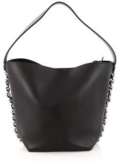 Givenchy Pre-owned: Infinity Bucket Bag Leather Medium.