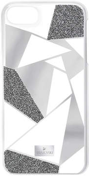 Swarovski Heroism Smartphone Case with Bumper, iPhone® 8, Gray