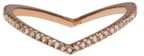 Eva Fehren Rose Gold Diamond Private Ring
