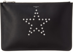 Givenchy Mirror Rivets Pouch