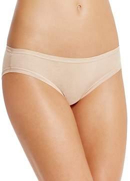 Fine Lines Pure Cotton Bikini