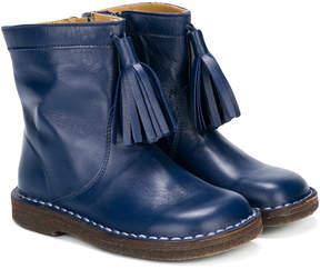 Pépé tassel detail boots