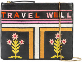 Lizzie Fortunato Jewels Travel Well clutch